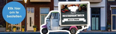 Alphens Restaurantweek bij jou thuis!